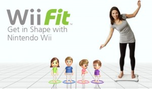 Promo Wii Fit